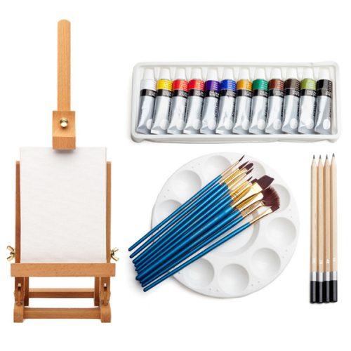 art_acrylic_easel_set_mini_grande
