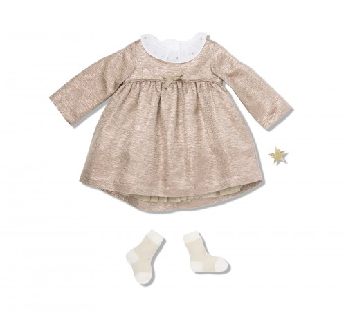 MARIE-CHANTAL - AW15 - BABY SHORT PARTY DRESS LOOK