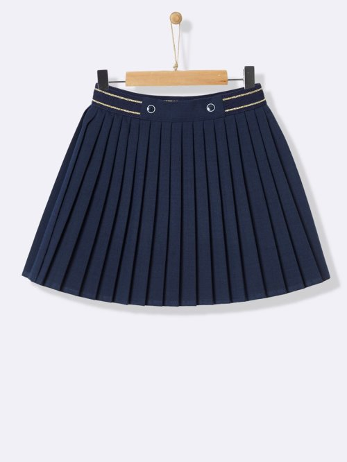 girls-pleated-skirt